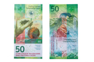 50 Schweizer Franken neue Banknote