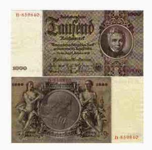 1000-Reichs-Mark-1936