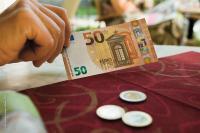 Einführung des neuen 50-Euro-Scheins