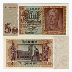 5-Reichs-Mark-1942