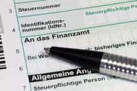 Steuer-Identifikationsnummer (Steuer-ID)