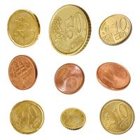 Euro-Münzen als Sammlerobjekte