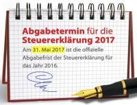 Steuererklärung 2017 - Was ist neu?