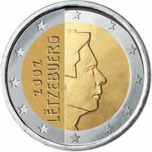 Luxemburg-2-euro