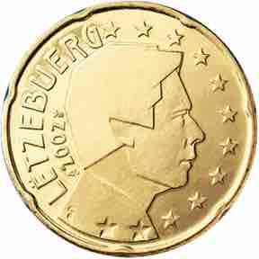 Luxemburg-20-cent